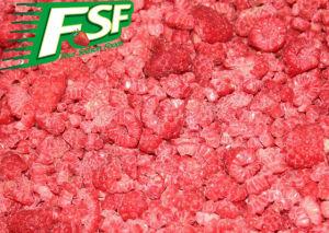 Frozen Raspberry Crumbles
