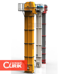China Th Bucket Elevator for Powder Supplier pictures & photos