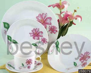 Porcelain Dinnerware Set 20PCS / 30PCS (SET26B079)