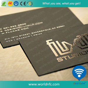 Custom Printing Plastic 13.56MHz S50 RFID Smart Card pictures & photos