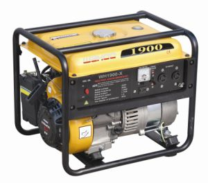 CE Approval 1500watts Gasoline Generator (WH1900-X) pictures & photos