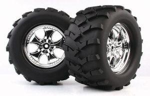 1/8 Monster Truck Tire (Cteer /Chex) (WC1003)