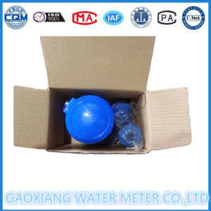 Brass Single Jet Water Meter From Water Meter Manufacturer pictures & photos