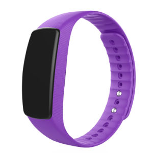 Smart OEM Bracelet Watch 2017 Fitness Tracker with Wearfit APP pictures & photos