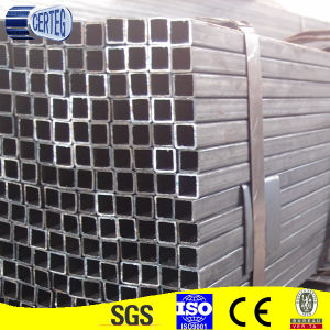 Common Carbon Q235 Welded Square Steel Tubes 25X25mm (JCS-02) pictures & photos