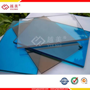 Ten Years Guarantee Colored Makrolon Flat Solid Polycarbonate Sheet Price pictures & photos