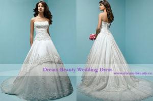 Wedding Dress & Bridal Gown (Hs58-Mic)