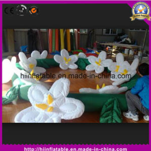 Fatanstic Decoration Wedding Inflatable Flowers with LED for Party