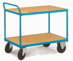 Steel Trolley 08