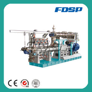 High Efficiency Twin-Screw Steam Extruder pictures & photos