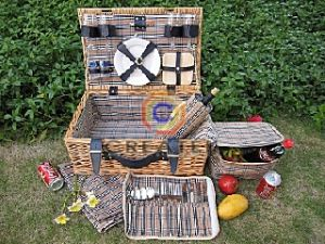 Willow Picnic Basket, Food Basket (CK11042)