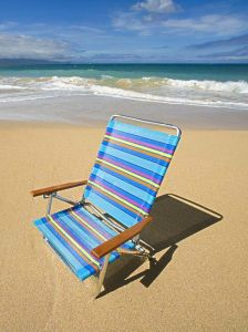Beach Chair with Armrest (MEBC-101)