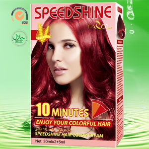 Wheat germ oil extracts hair color dye 10 minutes hair color cream