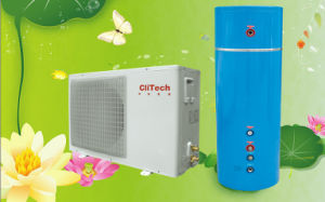 Air Source Heat Pump Water Heater (Heating Capacity: 7.1KW)