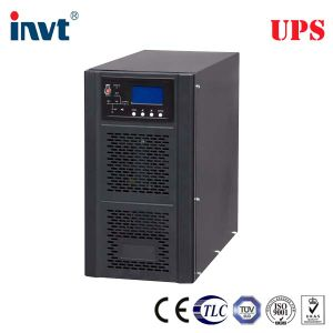Online UPS Double Conversion UPS 6kVA, 10kVA, 15kVA, 20kVA pictures & photos
