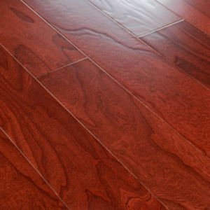 Engineered Wood Flooring with Natural Hardwood Finish (LY-QSHY01) pictures & photos