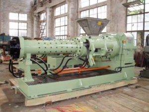 Pin Barrel Rubber Tube Extruder