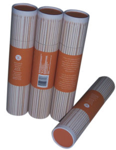High Qualtiy Custom Printing Elegant Paper Cardboard Tube (YY-B0108) pictures & photos