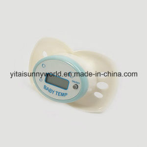 Baby Pacifier Thermometer pictures & photos