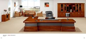 Classic Empire Series CEO Office Desk GS-Yc838-36
