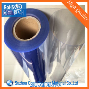 0.45mm Rigid Clear PVC Sheet Roll for Thermoforming Packaging pictures & photos