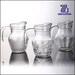 0.5L Classic Wine Decanter Glass Pitcher pictures & photos