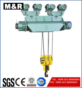 20 Ton Electric Hoist of Wire Rope of China pictures & photos