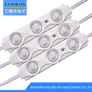 Cool White High Brightness 5730 LED Module with Lens pictures & photos