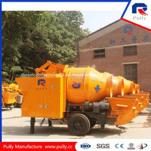 Hydraulic Concrete Mixing Pump (JBT40-P) pictures & photos