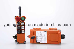 up to 200m Control Distance Radio Remote Control (F21-C-E1Q) pictures & photos