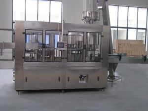 Natural Spring Water Filling Machine (DR24-24-8S)