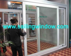 Aluminium Lift and Sliding Door - Thermal Break pictures & photos