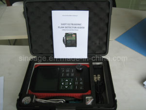 Sadt Ultrasonic Flaw Detector Sud50 pictures & photos