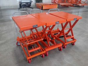 Small Size Scissor Lift Platform with CE Certification pictures & photos