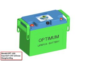 Rechargeable LiFePO4 12V 175ah Battery Pack Fwith Suitable BMS and Case pictures & photos