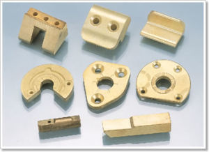 Brass Hardware Parts From Sintered Process pictures & photos