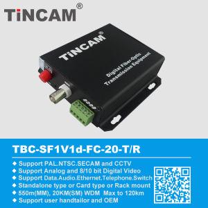 Fiber Optic Video Fiber Optical Transceiver Fiber Optic Equipment