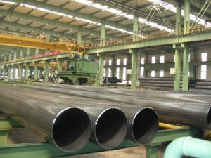 "Steel Tube-Fluid Pipe (2""-48"")"