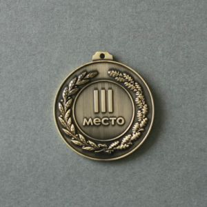Custom Medal with Antique Copper Plated (GZHY-MB-007) pictures & photos