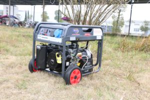 Electric Key Start Professional 5kVA Gasoline Generator pictures & photos