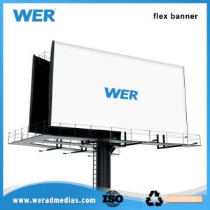Super Flat Korean Quality Frontlit PVC Flex Banner 440g 13oz Outdoor Printing Media pictures & photos