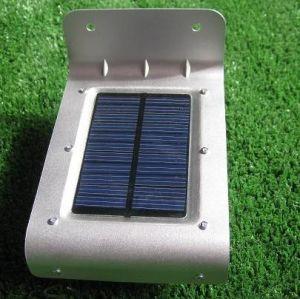 CE RoHS Waterproof Super Bight Solar Motion Sensor Light