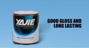 Acrylic Main Material Paint for Car Refinish pictures & photos