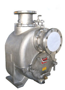Stainless Steel Self Priming Pump (ZX) pictures & photos