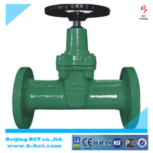 DIN 3352 F4 (C) - Nrs, Metal Seated Cast Iron Gate Valve Bct-Gv06 pictures & photos