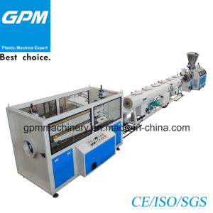 PVC Ribbed Pipe Extrusion Line pictures & photos