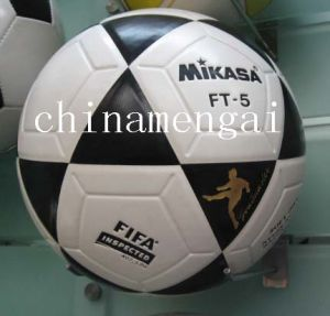 Top Quality Black and White Football (MA-1183) pictures & photos