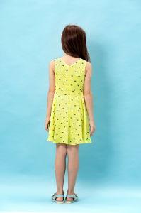 Meadow Friend Dresses Girl Daily Dress Mf16277