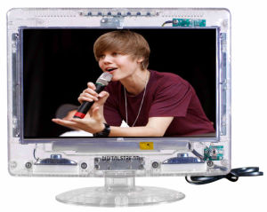 21.5 Inch Full HD Transparent LED Jail TV pictures & photos