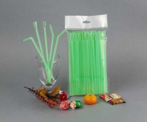 High Quality Flexible Spoon Straw pictures & photos